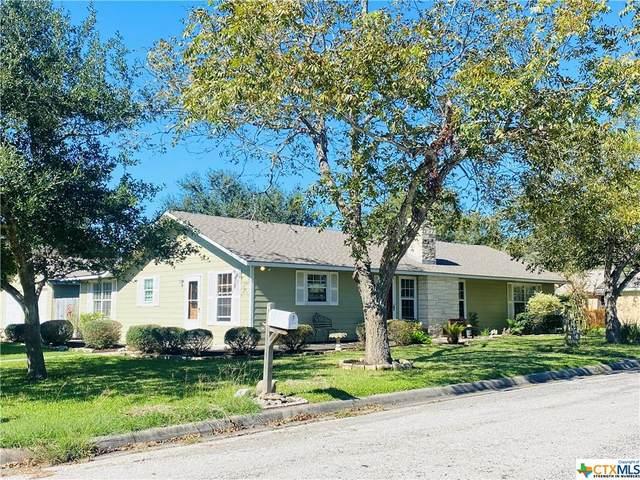 301 Texas Street, Yoakum, TX 77995 (MLS #454667) :: The Zaplac Group