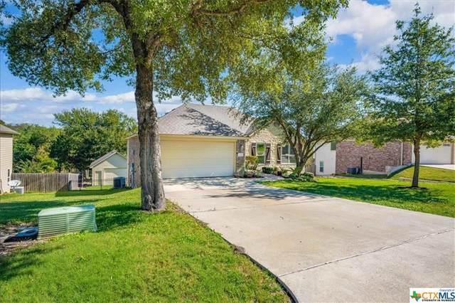 2606 Amber Forest Trail, Belton, TX 76513 (MLS #454671) :: Brautigan Realty