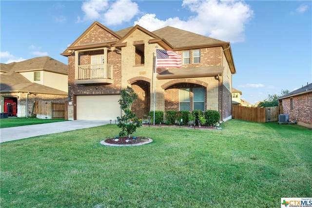 1135 Fawn Lily Drive, Temple, TX 76502 (MLS #454680) :: Vista Real Estate