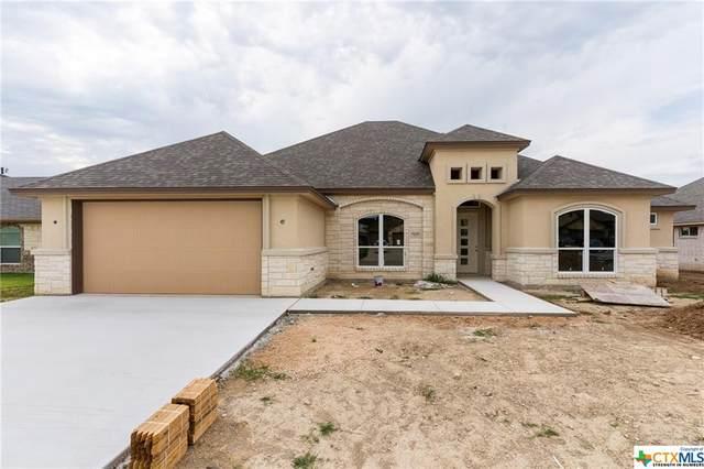 7505 Abilene Drive, Killeen, TX 76549 (MLS #454686) :: Brautigan Realty