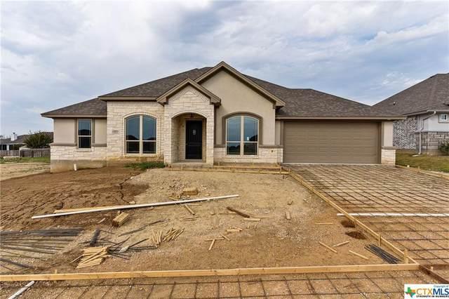 3701 Dodge City Drive, Killeen, TX 76549 (MLS #454689) :: Brautigan Realty