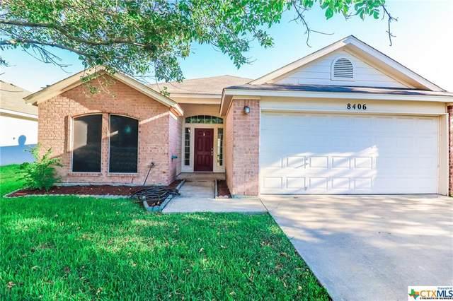 8406 Sunset Trail, Temple, TX 76502 (MLS #454694) :: Brautigan Realty