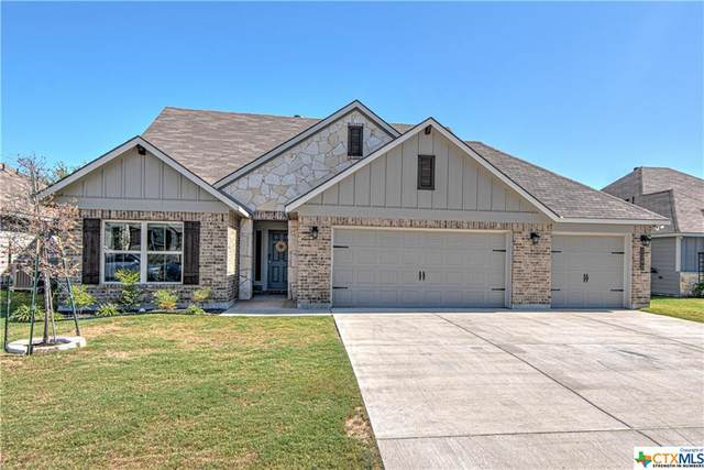 1303 Lilac Ledge Drive, Temple, TX 76502 (#454702) :: First Texas Brokerage Company