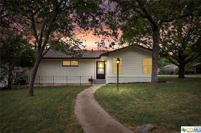 1402 S 51st Street, Temple, TX 76504 (MLS #454721) :: The Barrientos Group