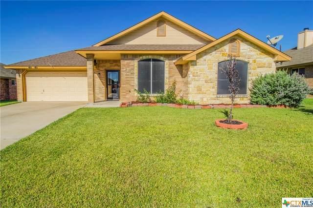 113 Pointer Street, Nolanville, TX 76559 (MLS #454737) :: Texas Real Estate Advisors