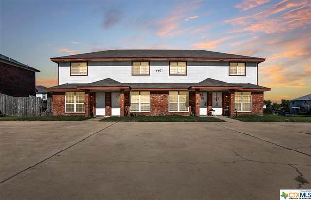 4401 Abigail Drive, Killeen, TX 76549 (#454745) :: First Texas Brokerage Company