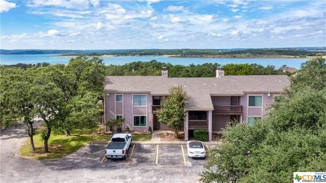 1185 Parkview Drive D27, Canyon Lake, TX 78133 (#454747) :: Empyral Group Realtors