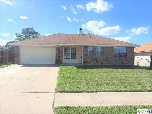 2307 Larkspur Drive, Killeen, TX 76549 (MLS #454750) :: Vista Real Estate