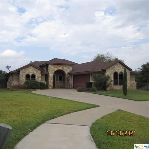 5509 Encino Oak Way, Killeen, TX 76542 (MLS #454767) :: Brautigan Realty