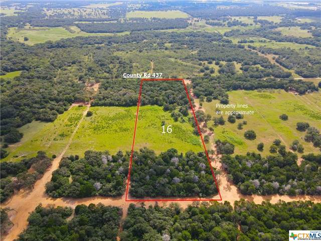 TBD County Road 437 #16, Gonzales, TX 78629 (#454768) :: Empyral Group Realtors