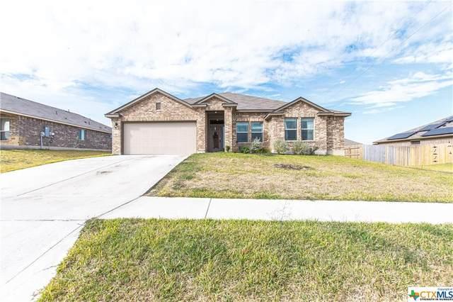 9301 Susan Drive, Killeen, TX 76542 (MLS #454772) :: The Real Estate Home Team