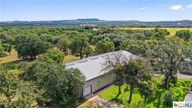1646 Lincoln Smith Road, Round Mountain, TX 78663 (MLS #454778) :: Texas Real Estate Advisors