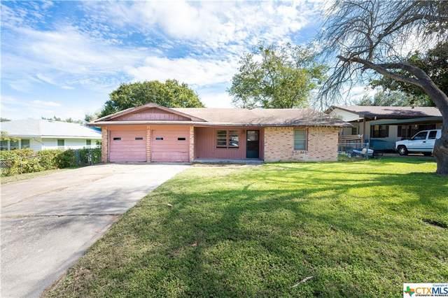 713 S 36th Street, Temple, TX 76501 (MLS #454780) :: Brautigan Realty