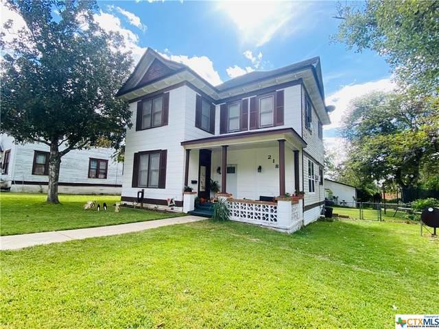 218 Price Street, Yoakum, TX 77995 (MLS #454783) :: RE/MAX Land & Homes
