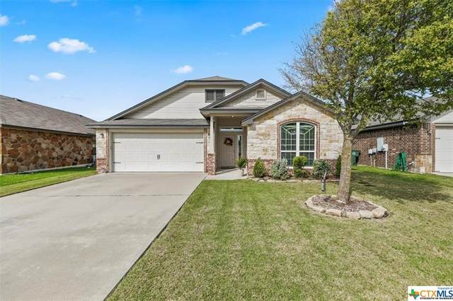 5504 Stonehaven Drive, Temple, TX 76502 (MLS #454793) :: Texas Real Estate Advisors
