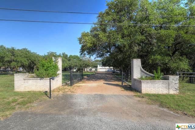 124 Oak Ridge Drive, New Braunfels, TX 78132 (MLS #454796) :: Rebecca Williams