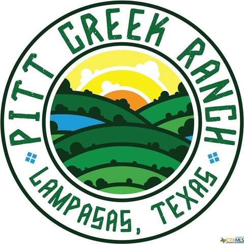 7947 County Road 1255, Lampasas, TX 76550 (#454800) :: Empyral Group Realtors