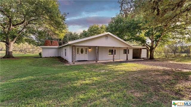 607 County Road 244, Gonzales, TX 78629 (MLS #454802) :: Rutherford Realty Group