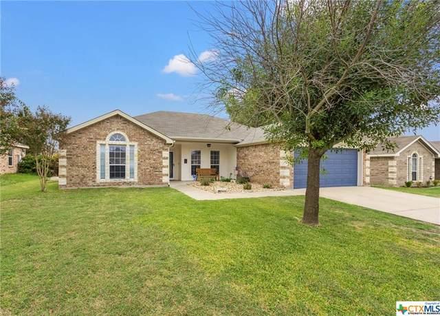2412 Jake Drive, Copperas Cove, TX 76522 (MLS #454811) :: Rebecca Williams