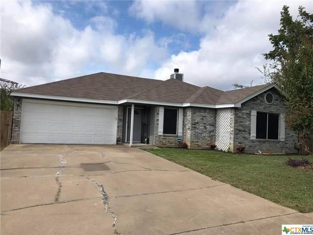205 W Blancas Drive, Copperas Cove, TX 76522 (MLS #454824) :: Rebecca Williams