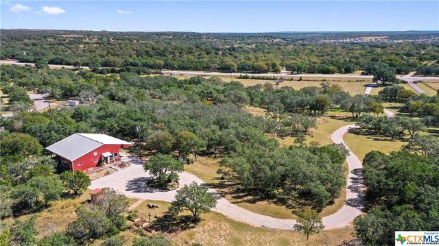 2633 N Us Highway 281, Johnson City, TX 78636 (MLS #454830) :: The Real Estate Home Team