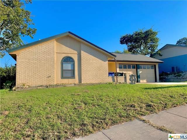 2722 Phyllis Drive, Copperas Cove, TX 76522 (MLS #454846) :: Rebecca Williams