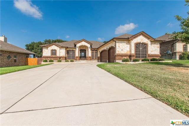 2030 Cork Oak Drive, Harker Heights, TX 76548 (MLS #454851) :: Kopecky Group at RE/MAX Land & Homes