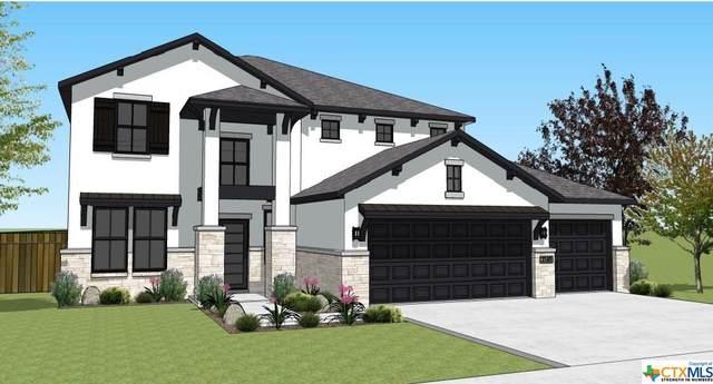 8209 Ridge Crest Drive, Killeen, TX 76542 (MLS #454868) :: The Curtis Team