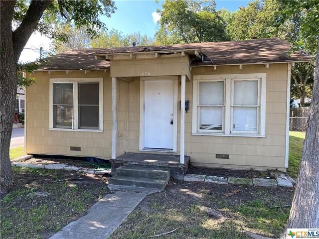 670 S Guenther Avenue, New Braunfels, TX 78130 (MLS #454897) :: Vista Real Estate