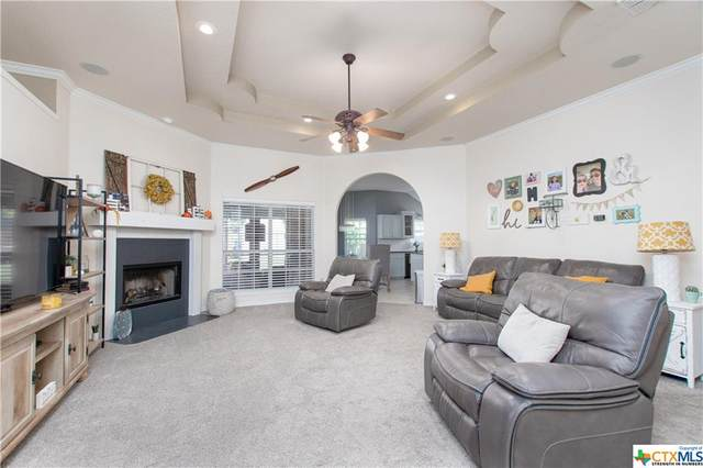 336 Canoe Drive, Harker Heights, TX 76548 (MLS #454899) :: The Real Estate Home Team