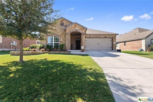 517 Coventry Drive, Temple, TX 76502 (#454900) :: First Texas Brokerage Company