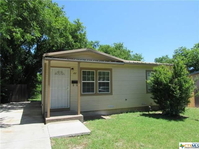107 E Fowler Avenue, Killeen, TX 76541 (MLS #454913) :: Rebecca Williams