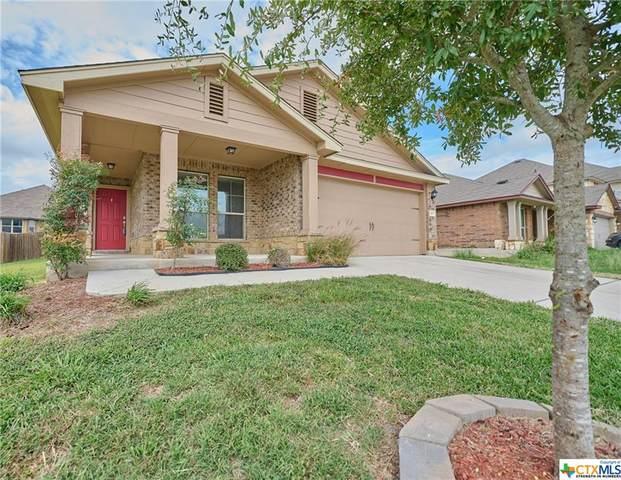 6403 Cool Creek Drive, Killeen, TX 76549 (MLS #454914) :: RE/MAX Family