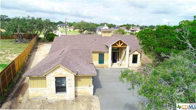 315 Bluestem Cove, Georgetown, TX 78633 (#454915) :: Empyral Group Realtors