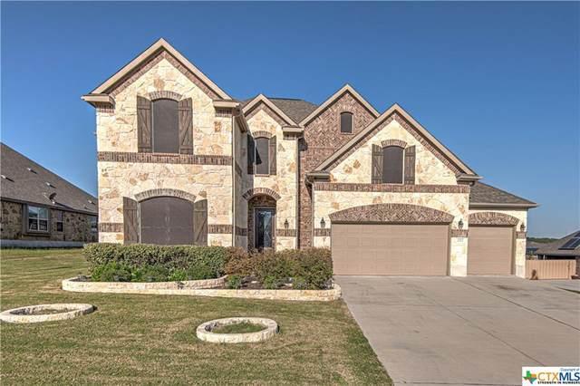 2527 Douglas Fir Drive, Harker Heights, TX 76548 (MLS #454918) :: The Barrientos Group