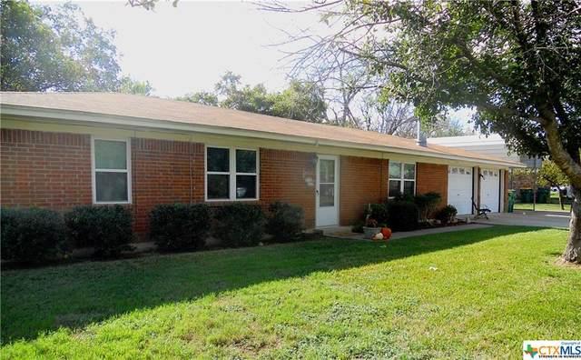 1119 Sharon Road, Belton, TX 76513 (MLS #454941) :: The Barrientos Group
