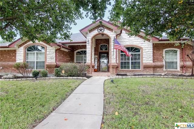 5913 Spc Laramore Drive, Killeen, TX 76542 (MLS #454955) :: RE/MAX Family