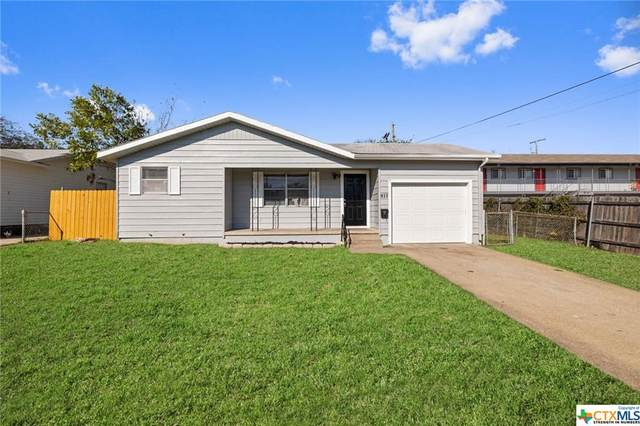 813 Houston Street, Killeen, TX 76541 (MLS #454957) :: The Curtis Team