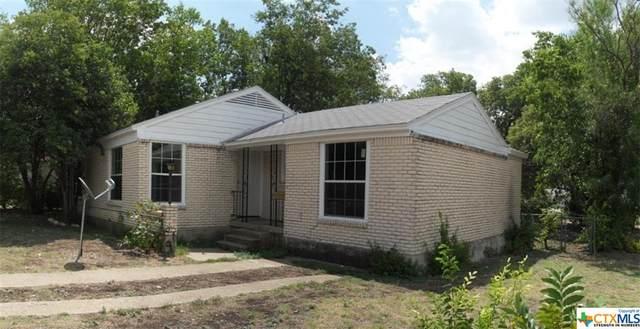 502 E Dean Avenue, Killeen, TX 76541 (MLS #454968) :: Rebecca Williams