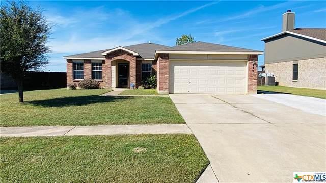 2301 Napier Drive, Killeen, TX 76542 (#454974) :: First Texas Brokerage Company