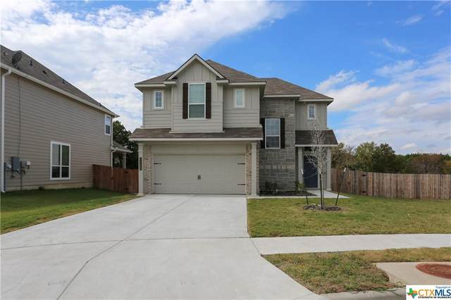 1125 Ewell Court, Copperas Cove, TX 76522 (MLS #454975) :: RE/MAX Family