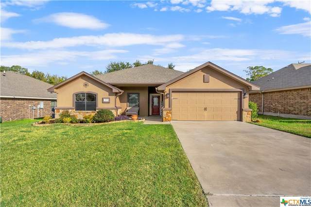 231 Sheridan Loop, Belton, TX 76513 (MLS #454987) :: The Barrientos Group