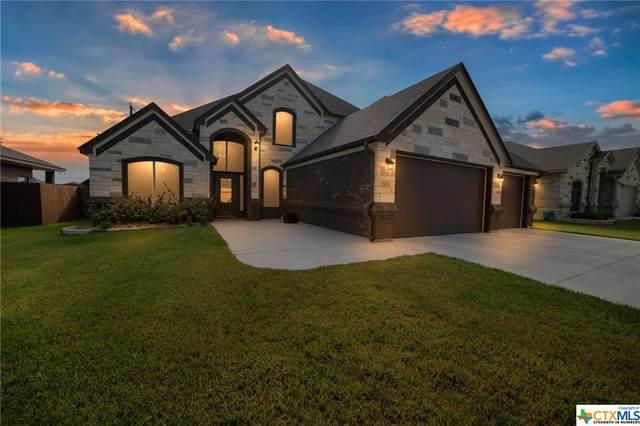 5102 Nuevo Lane, Killeen, TX 76549 (MLS #454994) :: Rebecca Williams