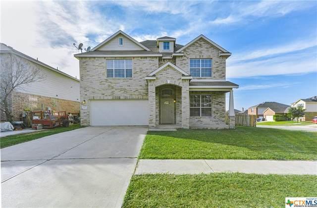 6107 Bridgewood Drive, Killeen, TX 76549 (MLS #454998) :: Rebecca Williams