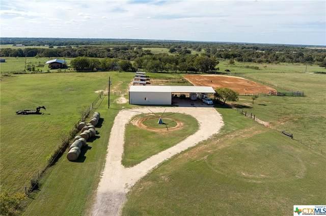 2542 Witter Road, Lockhart, TX 78644 (MLS #455000) :: Texas Real Estate Advisors
