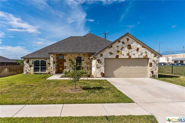 10103 Taylor Renee Drive, Killeen, TX 76542 (MLS #455016) :: Rebecca Williams