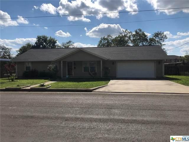 814 Avenue G, Shiner, TX 77984 (MLS #455057) :: Kopecky Group at RE/MAX Land & Homes
