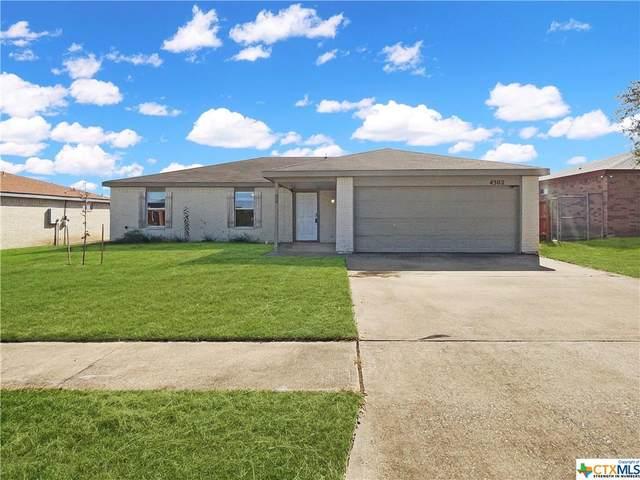 4302 Secretariat Drive, Killeen, TX 76549 (MLS #455060) :: Texas Real Estate Advisors