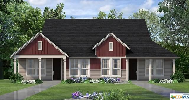 125 Harborside Drive #12, San Marcos, TX 78666 (MLS #455118) :: The Curtis Team