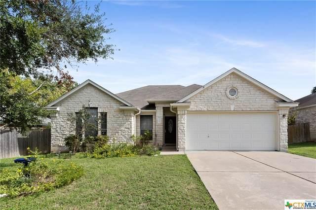 2004 Barnett Drive, Cedar Park, TX 78613 (#455120) :: Empyral Group Realtors